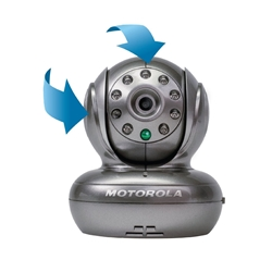 Motorola Blink1 Wi-Fi® video baby monitor camera